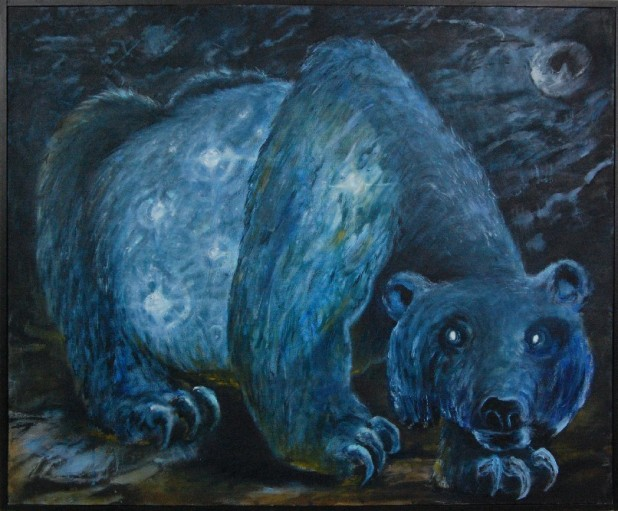 """The Bear That Ate the Stars"" by Richard Bledsoe"